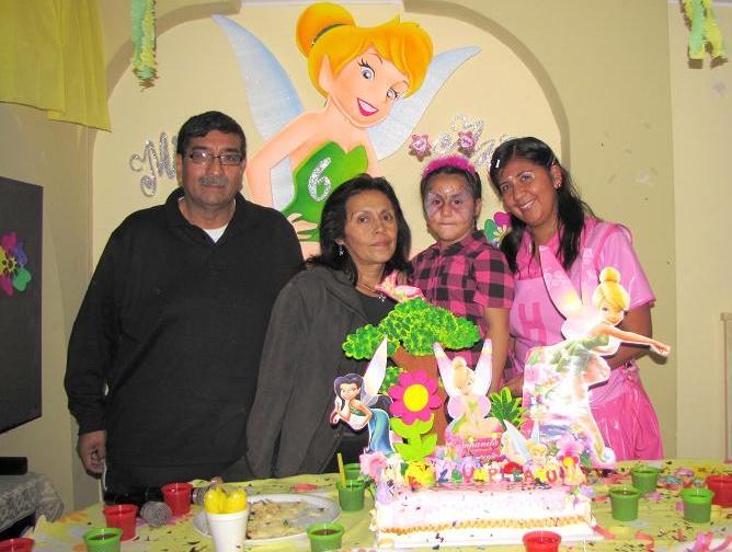 Con mis abuelitos